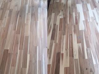 gỗ ghép tràm mặt B