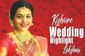 Kerala Traditional Hindu Wedding Highlight In Kochi | Kishor & Lakshmi