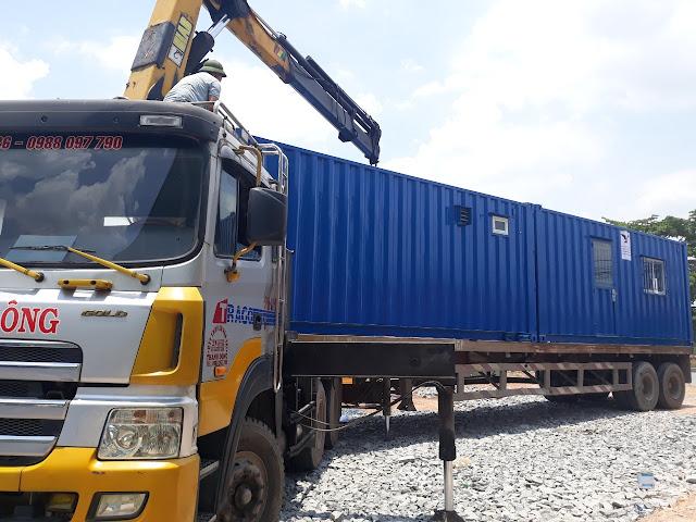 Giá Bán Container Tại Bình Thuận 2019 Có Gì Khác?