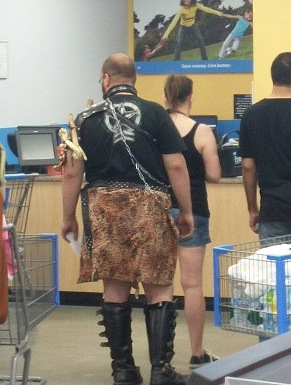 50 Weird People And Weirdest People Of Walmart Are Funny People