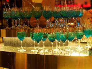 Earth Hour -drinkit aulabaarissa, Hilton Tallinn