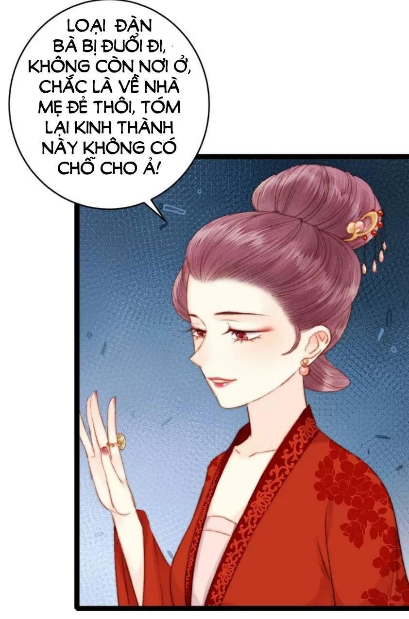 Nàng Phi Cửu Khanh - Thần Y Kiều Nữ chap 54 - Trang 13