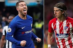 Cuplikan Gol Chelsea vs Atletico Madrid 1-1