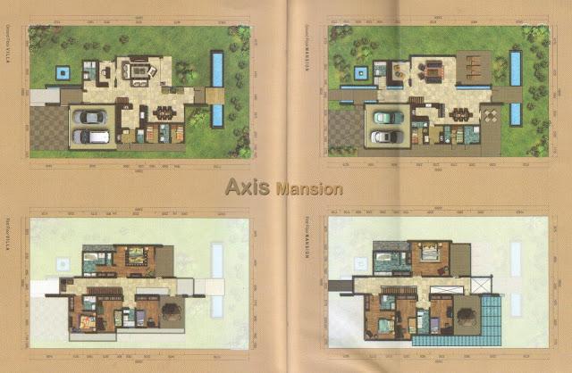 Denah-Rumah-Tipe-Axis-Habiture-Residence-Sentul-City