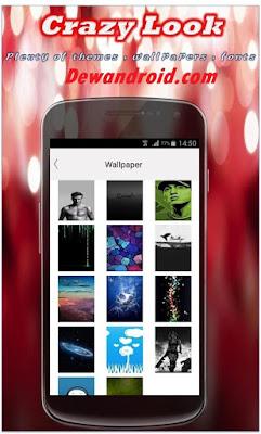 Tema IOS di Android