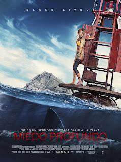 The Shallows / Miedo Profundo / Infierno azul (2016) Online