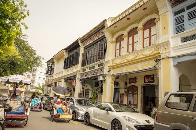 Armenian Street Shophouses