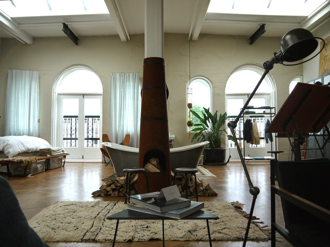 The loft amsterdam must see pop up store