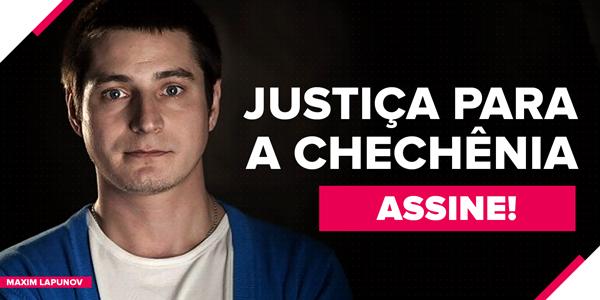 Justiça para a Chechênia  relato de um jovem gay sobrevivente ... b5a958e902b68