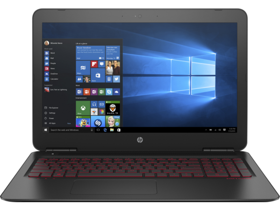 HP OMEN 15 Gaming Series And Software