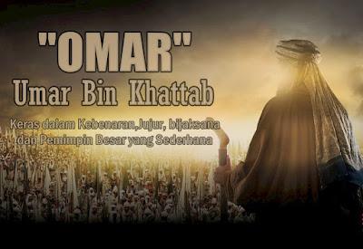 umar bin khattab pemimpin besar yang sederhana