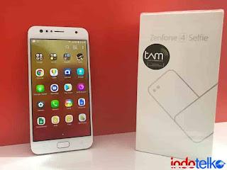 2 Cara Flash Asus Zenfone 4 Selfie Pro ZD552KL Terbaru