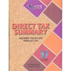 Direct Tax by Vinod Gupta