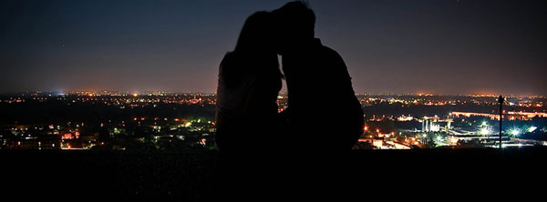 Cute Couples Facebook Covers