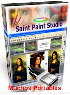 Saint Paint Studio Portable
