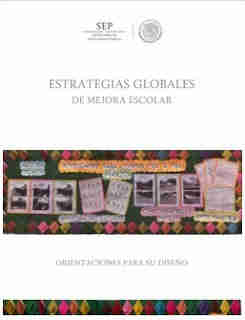 Imagen del Libro Estrategias Globales de Mejora Escolar