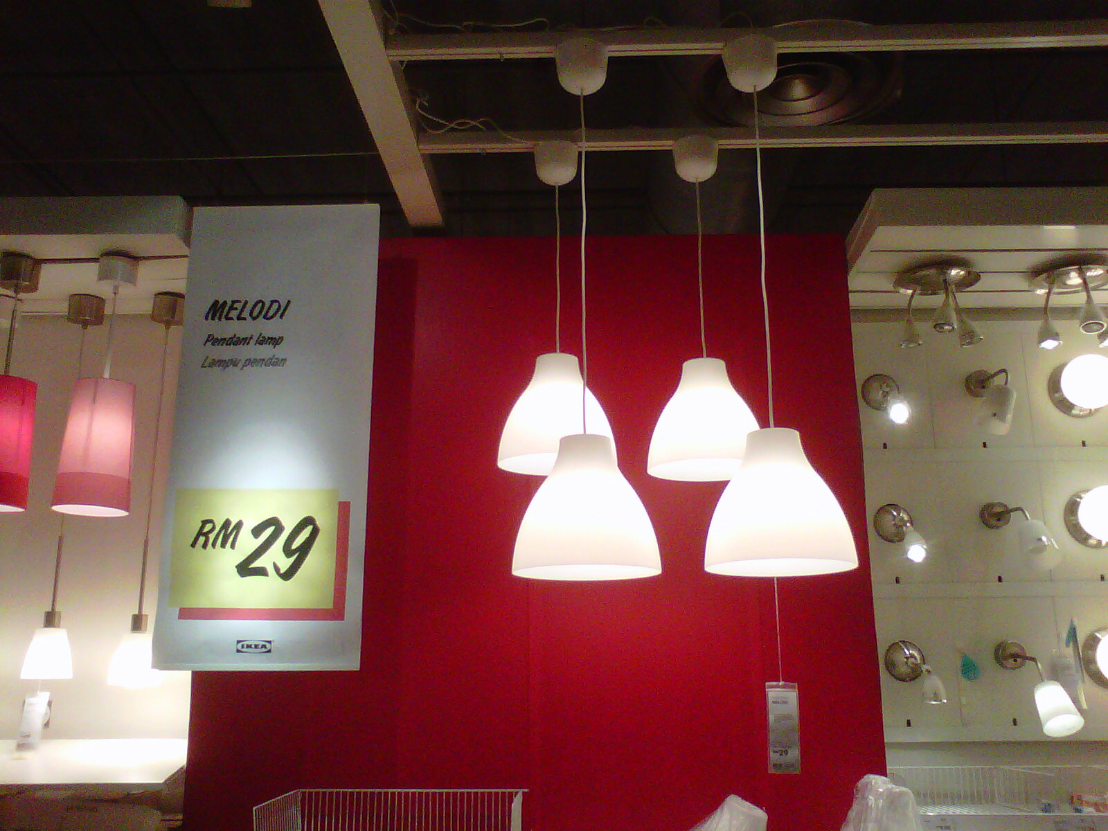 Pastu Cik Hubby Beli Lampu Nak Pasang Kat Kitchen K Ntah Kenape Jugak Banyak2 Nih Layan Kan Aje La