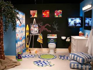 Children's Bath Decorations 14