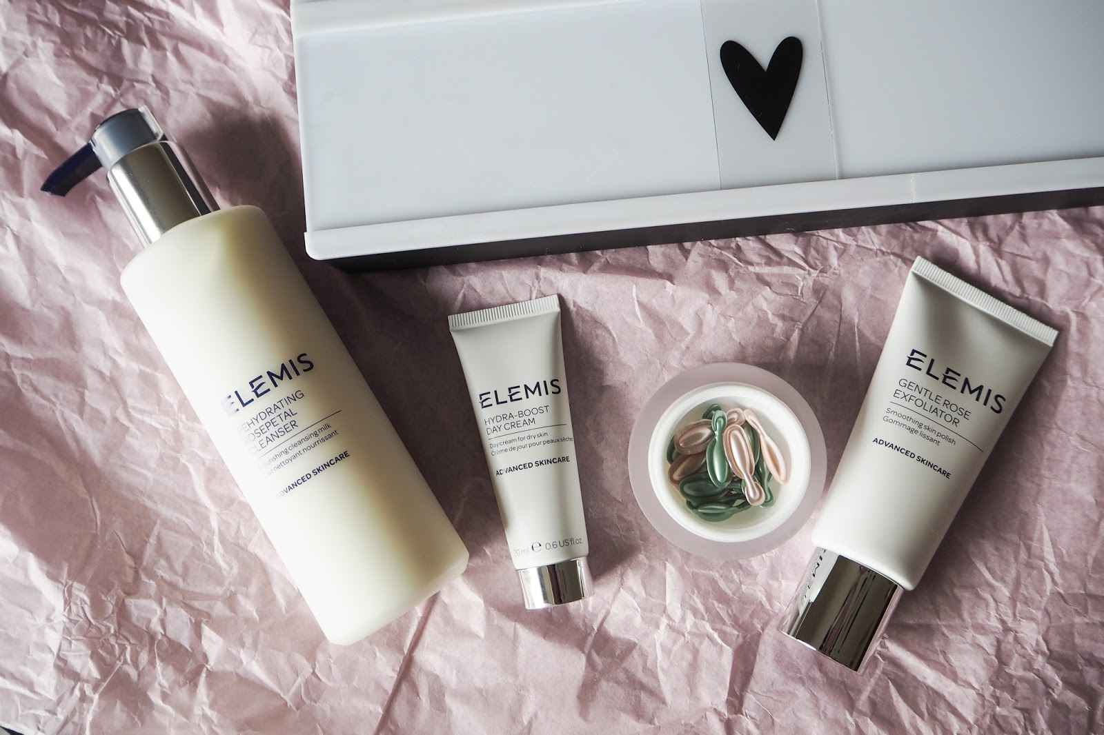 Elemis Skincare for Dry, Dehydrated Skin Review