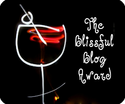 The Blissful Blog Award - 2011
