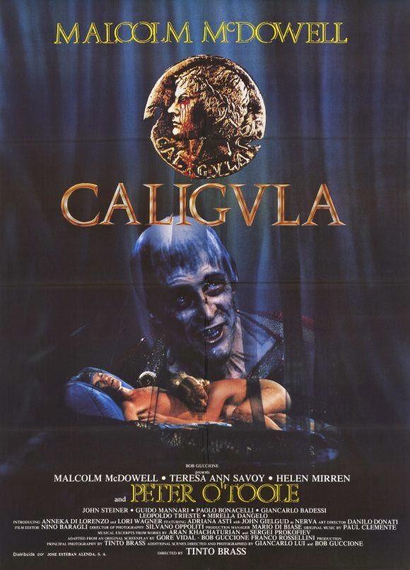 Caligula คาลิกูลา กษัตริย์วิปริตแห่งโรมัน [HD][Soundtrack]
