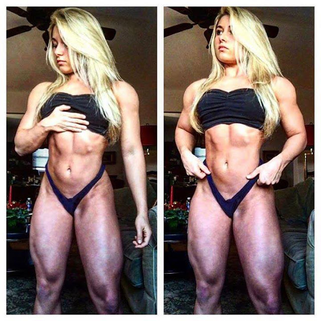 Women Bodybuilders Diet - The Key to a Lean Healthy Womanly Form (Part 4) :