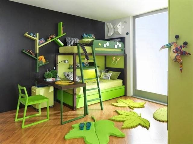 Cuartos tem ticos divertidos para ni os dormitorios colores y estilos - Dormitorios infantiles tematicos ...