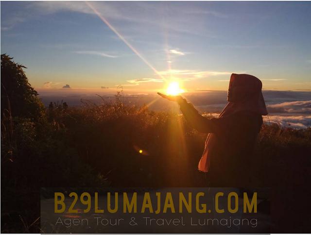 sunrise b29 lumajang