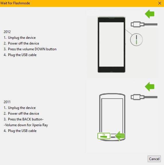 Firmware Sony Xperia Neo L MT25i Terbaru