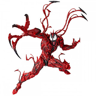 Amazing Yamaguchi Revoltech Carnage - Kaiyodo