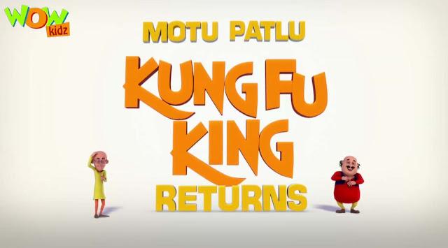 Motu Patlu KungFu King Returns