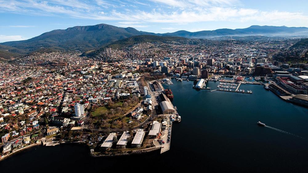 Hobart | Byen Australien