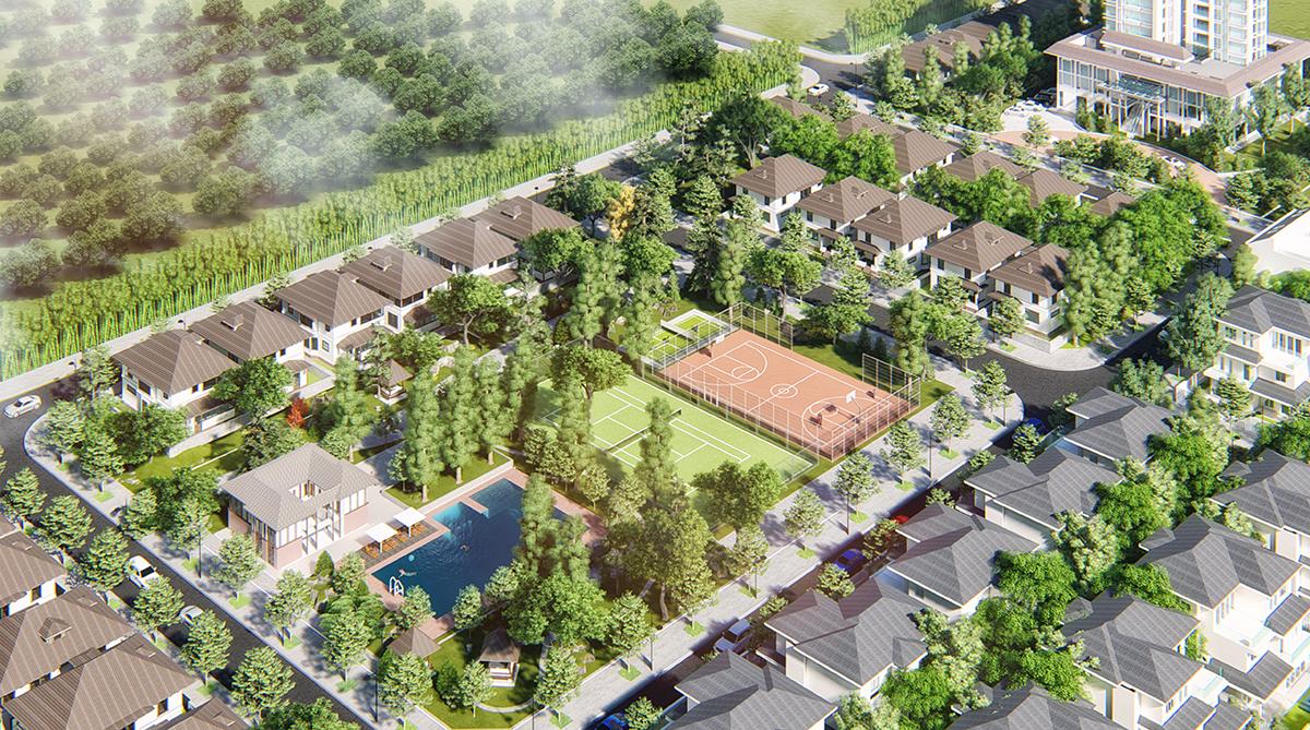 Dự án Phổ Yên Residence
