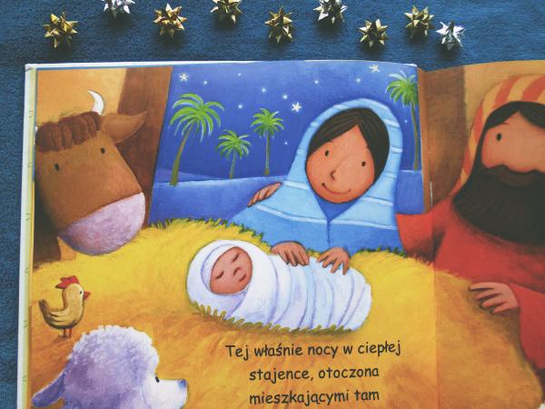 dla dzieci o Jezusie