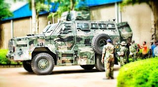 Nigerian made proforce ara mrap