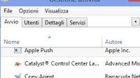 10 tipi di programmi da togliere dall'avvio automatico di Windows