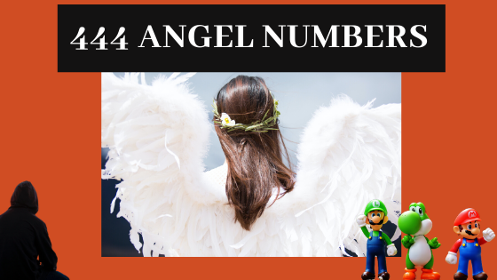 444 Angel Numbers