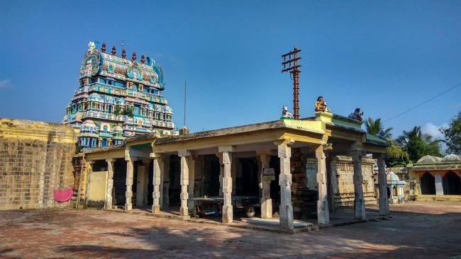 Thirukodikaval Temple Kodimaram