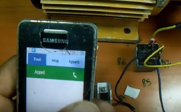 حصري كيفية تشغيل أي جهاز كهربائي بواسطة الهاتف