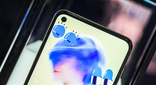 Download: Samsung Galaxy A60 Crazy Official Wallpapers