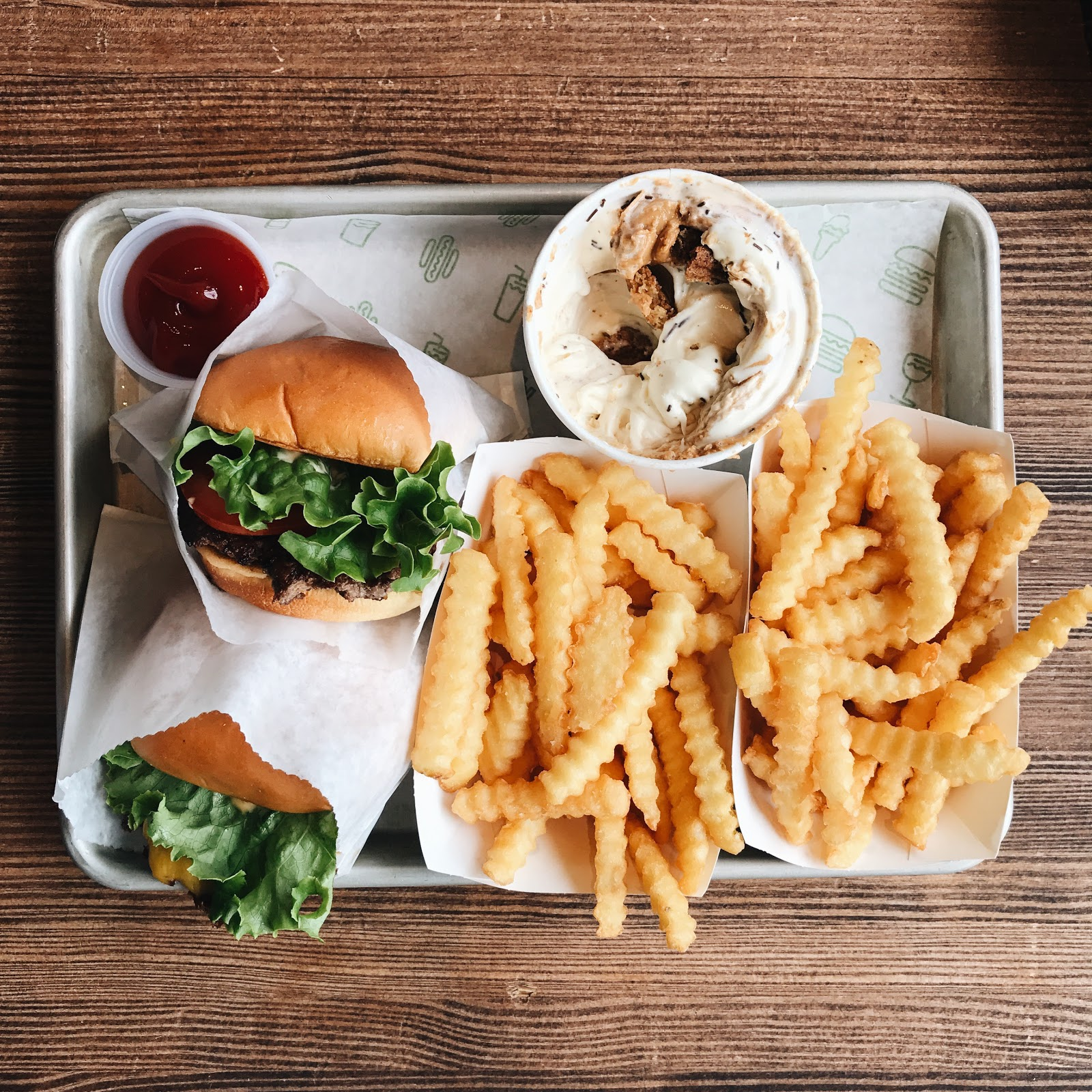 Shake Shack | A Weekend in DC