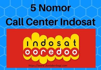 call center indosat IM3