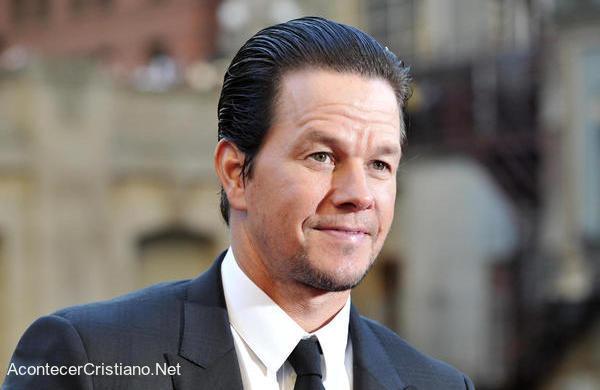 Actor Mark Wahlberg habla de su fe cristiana