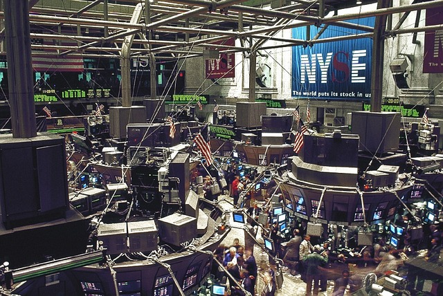stock exchange atau bursa efek