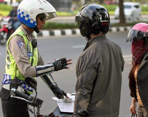 Birokrasi Kepolisian