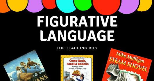 Figurative Language Books and Lessons