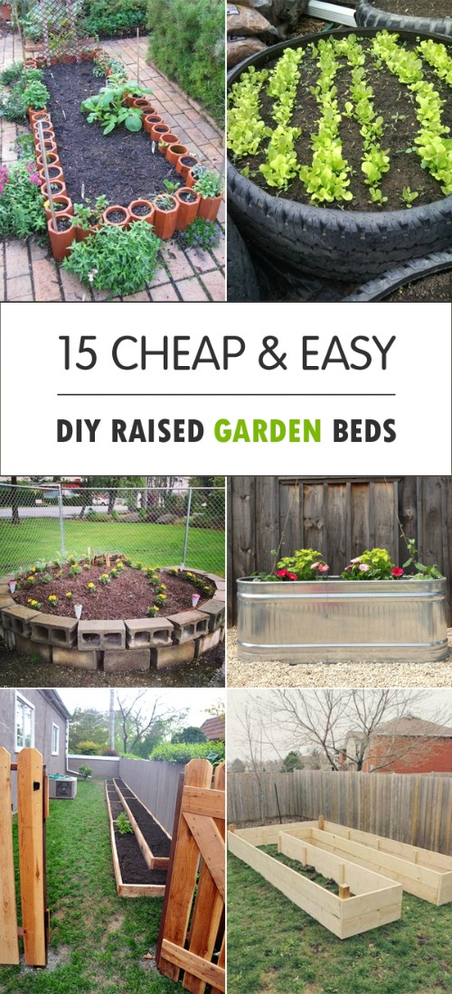 Why i prefer raised bed gardening cozy little house for Diy patio bed