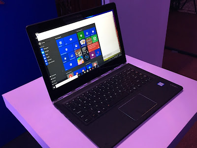 Lenovo launches Yoga 900 Convertible laptop for Rs. 122090 and Yoga Tab 3 Pro for Rs. 39990 in India