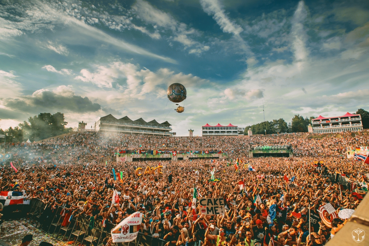 Tomorrowland 2017 HD Wallpapers for iphone and android ...