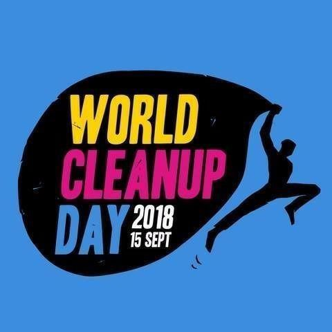 PARTENAIRE DU WORLD CLEANUP DAY